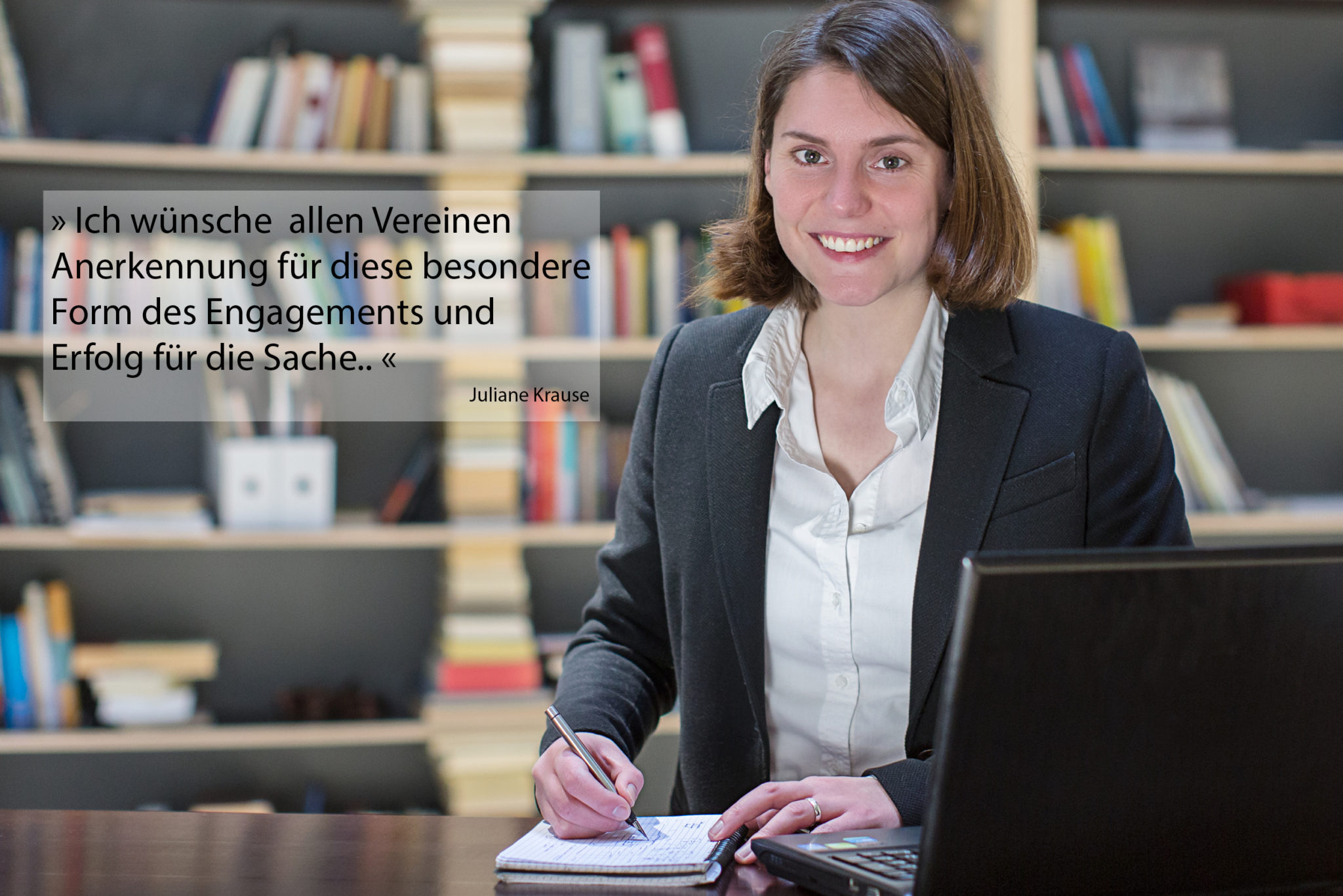 Juliane Krause - Webentwicklerin in München