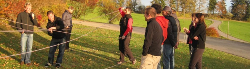 Anke Zormeier - Teambuilding in freier Natur - es muss nicht immer auf einem Gipfel sein