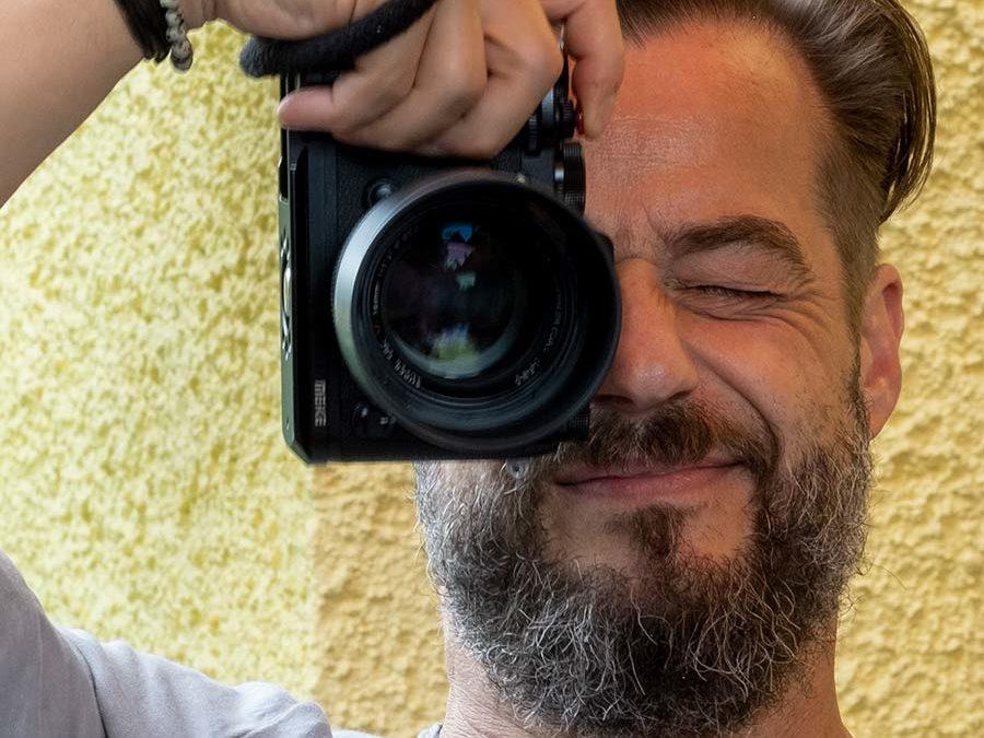 Know-how: Portraitfotos für die Vereins-Webseite